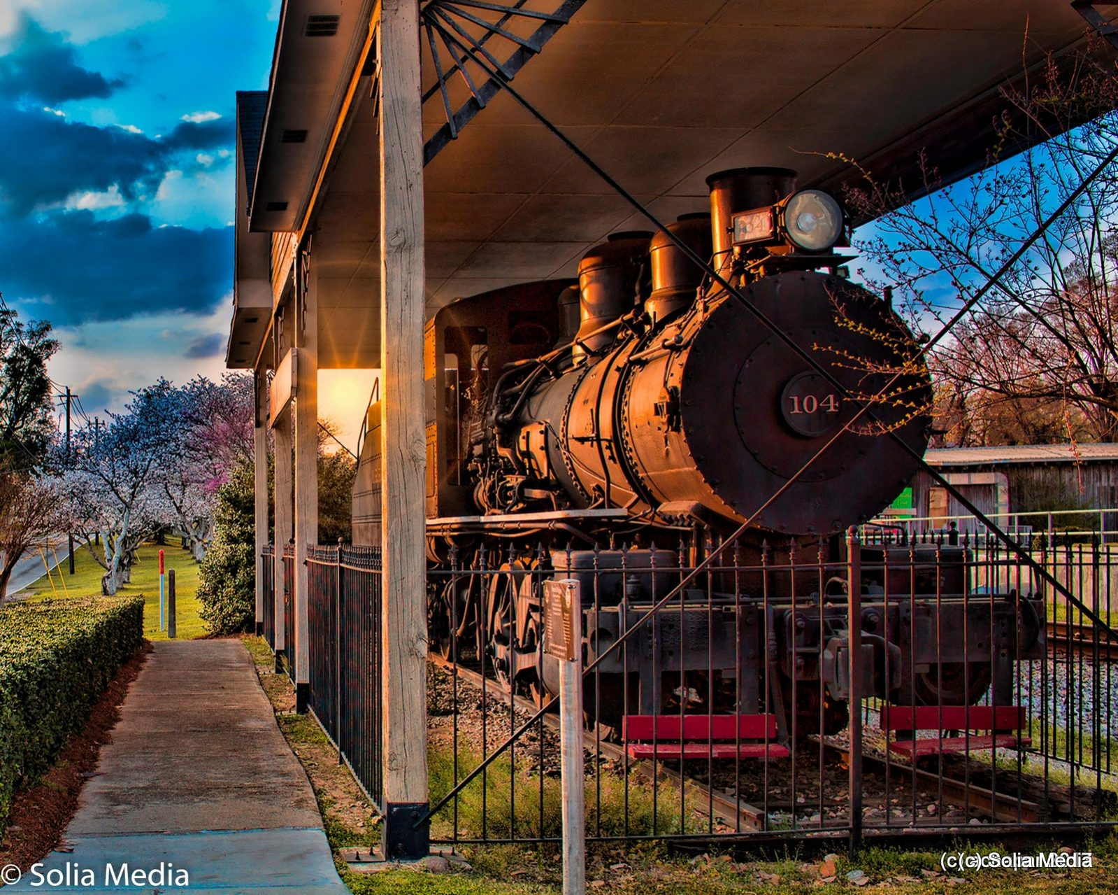 The Dinky, Olde Town Conyers by Solia Media