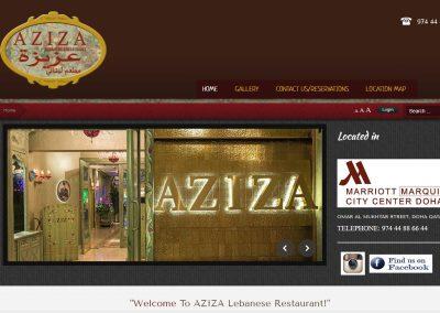 AZIZA LEBANESE SEAFOOD RESTAURANT – QATAR