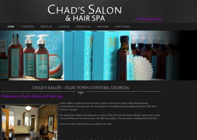 CHAD'S SALON & HAIR SPA