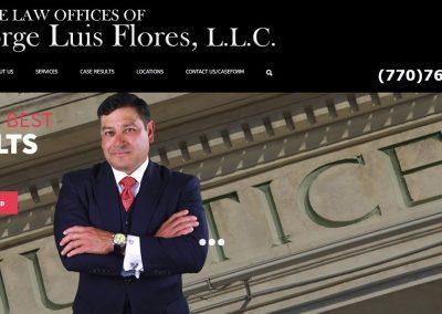 Jorge Flores Website