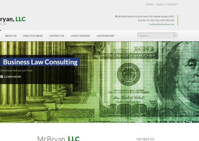 MCBRYAN FIRM, LLC (ATTORNEYS)