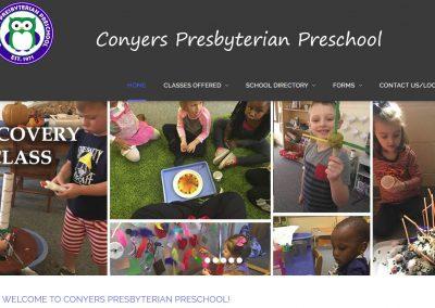 CONYERS PRESBYTERIAN PRESCHOOL