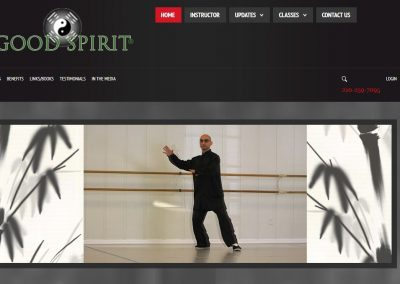 GOOD SPIRIT TAI CHI – SAN ANTONIO
