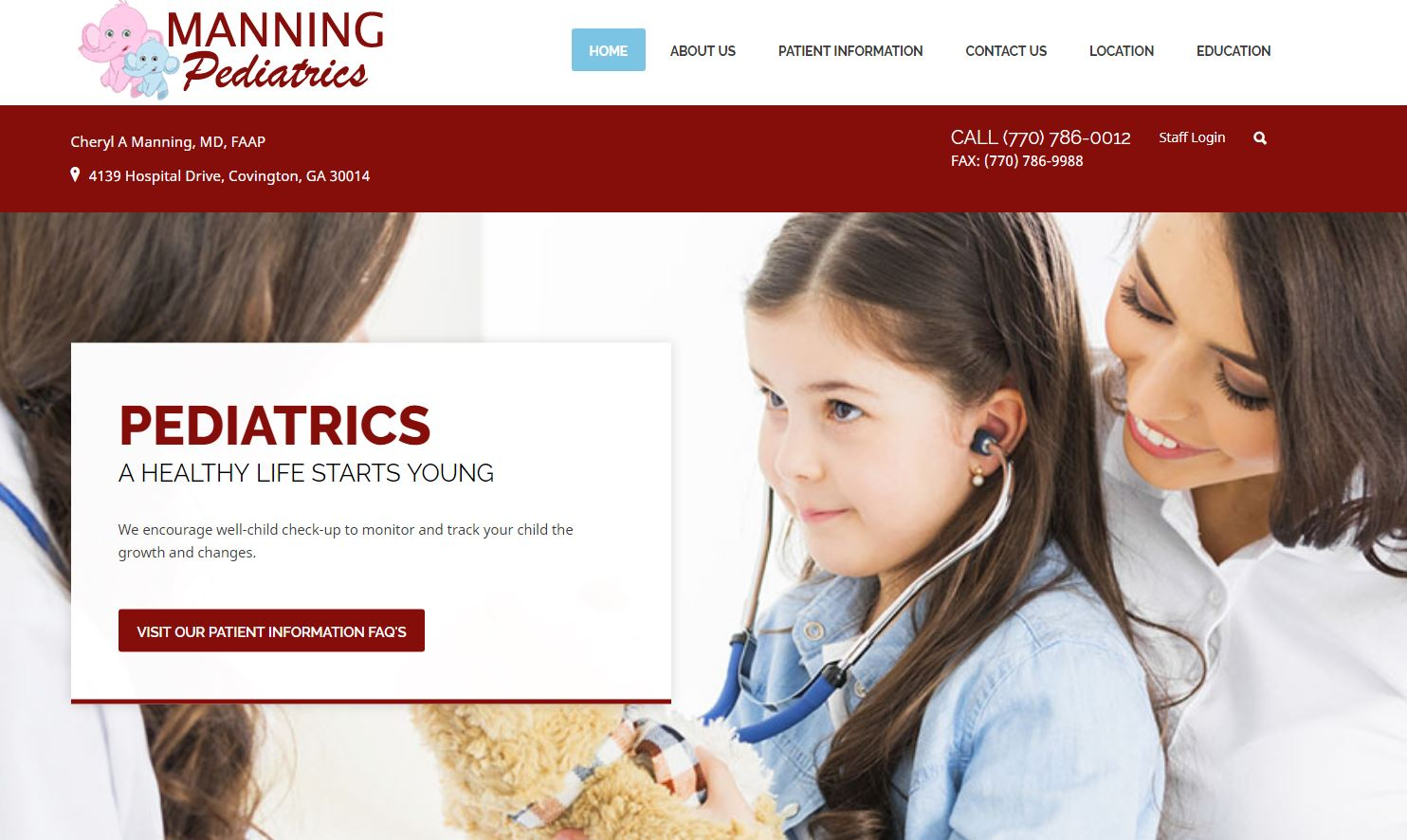 Solia Media - Manning Pediatrics